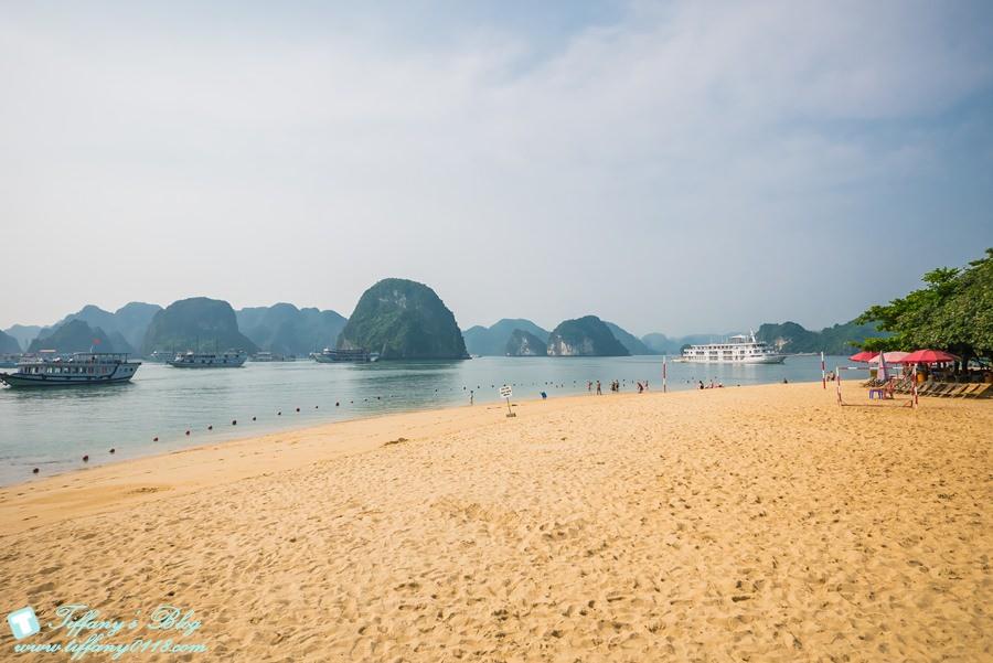 [越南旅遊]下龍灣TI TOP英雄島/登高俯瞰不一樣的下龍灣美景