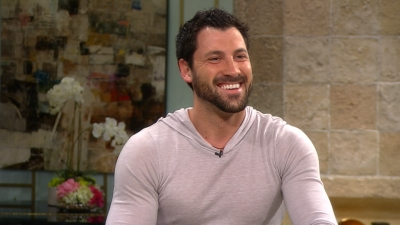 Did 'Dancing's' Maksim Chmerkovskiy Pop The Question On Ukrainian 'Bachelor'?
