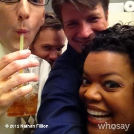 Nathan Fillion To Guest Star on 'Community'