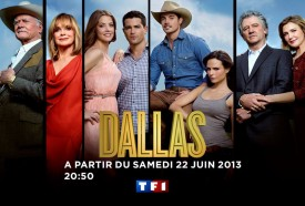 Global Showbiz Briefs: TF1 Demotes 'Dallas'; 'Behind The Candelabra' To Open Deauville Festival; More