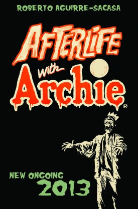 Broadway 'Spider-Man' Savior Injects Zombie Attacks Into 'Archie' Comics