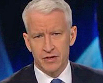 CNN's Anderson Cooper Bests Fox News' Bill O'Reilly For Record Third Time With Malaysia Airlines Mystery