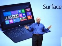 Microsoft Shares Fall After CEO Says Sales Of Its New Surface Tablet Have Been Modest