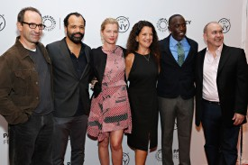 """'Boardwalk Empire' At NY PaleyFest: Tony Soprano As Nucky Thompson? """"One Of The First People We Talked About"""", Creator Says"""