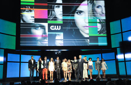 CW Upfront Presentation: Live Blog