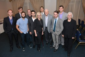 Hollywood's Next Generation Of Screenwriters Receive Cold Cash And Warm Advice At 58th Samuel Goldwyn Writing Awards