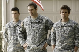 RATINGS RAT RACE: 'Enlisted' Surges In New Slot, 'Shark Tank' Hits Series High