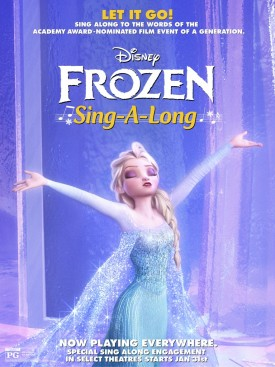 OSCARS: 'Frozen' Brings Its Best Song Contender To The Concert Stage While Rescinded Nominee 'Alone Yet Not Alone' Still Won't 'Let It Go'