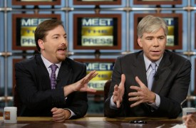NBC News Keeps Busy Refuting Reports On Ann Curry, David Gregory, Rachel Maddow