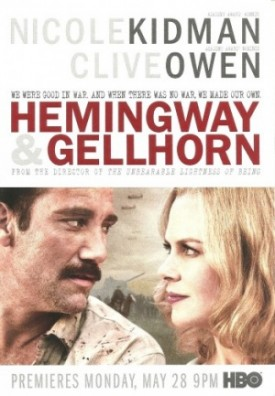 EMMYS: Nicole Kidman On 'Hemingway And Gellhorn'