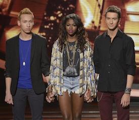 RATINGS RAT RACE: 'American Idol' & NCAA Tournament Dip, 'Wife Swap' Returns Strong, 'Beauty & The Beast Rises, 'Community' & '1600 Penn' Hit Lows