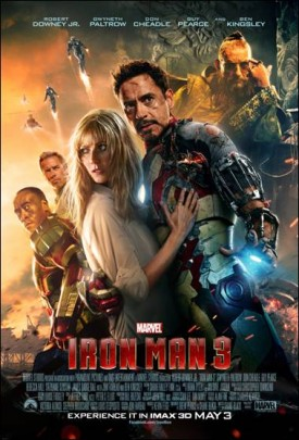 Marvel's 'Iron Man 3′ Past $400M Domestic