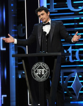 James Franco No Challenge To Charlie Sheen Ratings Record At Comedy Central Roast
