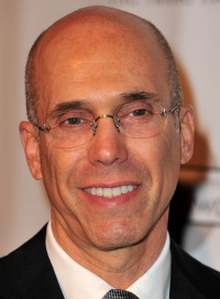 """Movies Are Not A Growth Business"", Jeffrey Katzenberg Tells Confab"