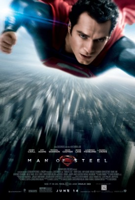 'Man Of Steel' Passes Half Billion Global
