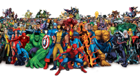Marvel's Superheroes Finally Unite – For Live-Action Arena Tour