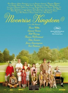 Cannes Opens With 'Moonrise Kingdom'