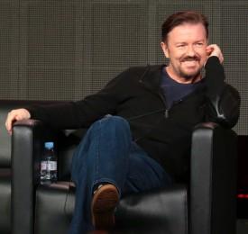 Ricky Gervais To Miss Sunday's Golden Globes: TCA