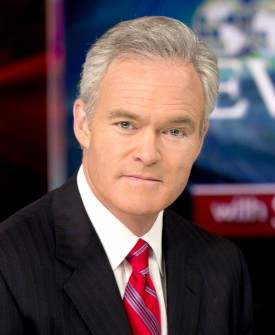 WME Signs 'CBS Evening News' Anchor Scott Pelley