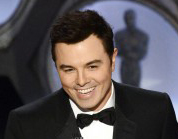Seth MacFarlane Makes 'Simpsons' Debut On Season Finale