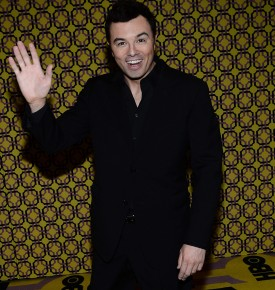 First Interview: New Oscar Host Seth MacFarlane 'Ecstatic' About The Job