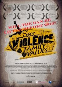Global Showbiz Briefs: A+E Names Intl. VP, Singapore Bans Film