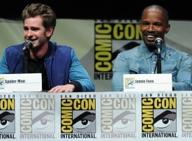 Comic-Con: Andrew Garfield Wants Spider-Man To Join The Avengers – Gasp!