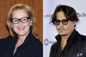 "Johnny Depp And Meryl Streep ""Deals Almost Wrapped"" For 'Into The Woods' Movie"