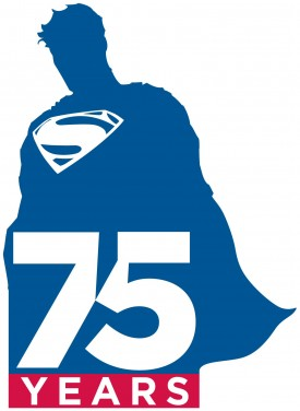 Warners Reveals Identity Of Superman 75th Anniversary Logo