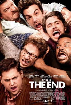 'This Is The End' Opens #1 With $7.8M