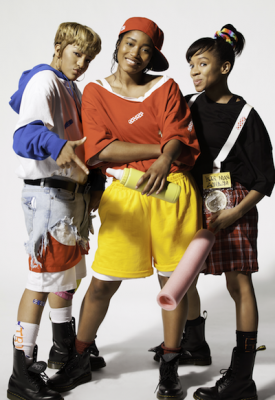VH1 Releases 1st Look At TLC Biopic: Photo