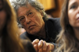 OSCARS Q&A: Tom Stoppard