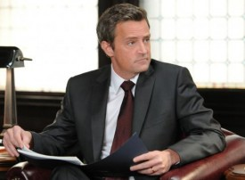 Matthew Perry Returning To 'The Good Wife'