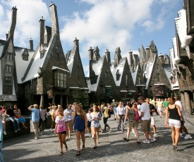 Universal Studios Upgrade Plan Gets OK; Construction On Wizarding World Of Harry Potter Starting This Summer
