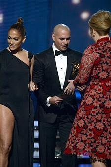Grammy Prankster Spent Night In Jail After Crashing Adele's Acceptance Speech