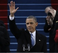 UPDATE: Inauguration Viewership Down Almost 50% From 2009; 20.5M Watch Swearing In
