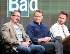 TCA: AMC's 'Breaking Bad' Creator On Possible Series Spinoff & 'BB's Ending