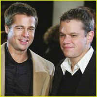 Fleming Q&A's Matt Damon/John Krasinski: 'Promised Land'; A Bat Stamp On 'Bourne 4'; Ending 'The Office'; Cheating On Affleck