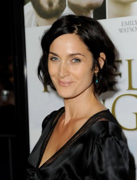 Carrie-Anne Moss Joins 'Pompei' Toga Party