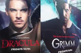Ratings Rat Race: 'Dracula' & 'Grimm' Drop
