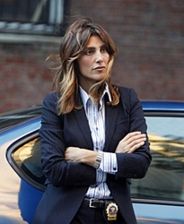 Hurricane Sandy Delays Jennifer Esposito's Leave From CBS' 'Blue Bloods'