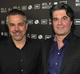 AMC's 'Hell On Wheels' Renewed For Third Season, Creators Joe & Tony Gayton Exit
