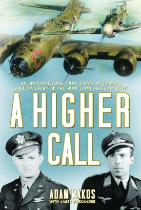 Solipsist Films, Tom And Will Stoppard Option WWII Book 'A Higher Call'