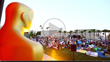 Oscars Outdoors 2013 Summer Lineup