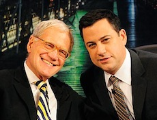 Sports Illustrated Swimsuit Cover Model Leaves David Letterman For Younger Guy – Jimmy Kimmel