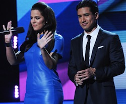 Mario Lopez Back As 'X Factor' Host; Khloe Kardashian Not Returning