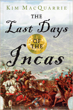FX Developing Limited Series About The Fall Of The Inca Empire