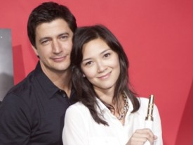 Fox Books Ken Marino & Erica Oyama For 'True Freshman'