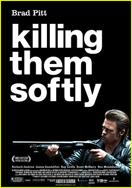 Brad Pitt's 'Killing Them Softly' Dies With 'F' CinemaScore As Twilight Saga, James Bond, And 'Lincoln' Dominate Box Office Yet Again