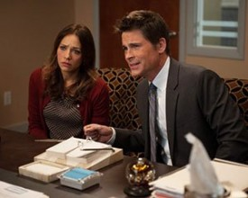 Rob Lowe & Rashida Jones To Exit 'Parks & Recreation', NBC Eyes New Show For Lowe